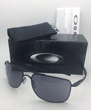 cefb5cfb49 item 4 New OAKLEY Sunglasses GAUGE 8 L OO4124-0162 62-17 136 Matte Black  Aviator w Grey -New OAKLEY Sunglasses GAUGE 8 L OO4124-0162 62-17 136 Matte  Black ...