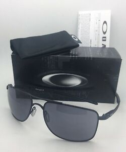 9b783dee70 New OAKLEY Sunglasses GAUGE 8 L OO4124-0162 62-17 136 Matte Black ...