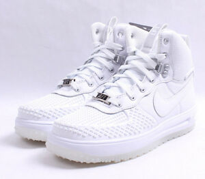 huge discount 812f9 ebf94 Image is loading Nike-Lunar-Force-1-Duckboot-GS-882842-100-