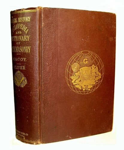 Antique Freemasonry Books Rare Antiquarian Collection On