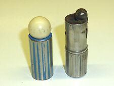 WESTON VINTAGE BALL-O-FLINT CATALYTIC STYLE POCKET LIGHTER- SECRET COMPARTMENT