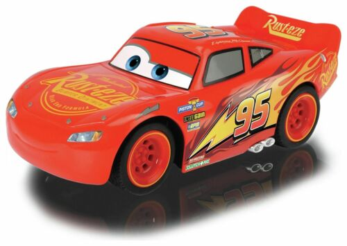 Cars 3 Lightning 1:24 McQueen Rc Turbo Racer voiture