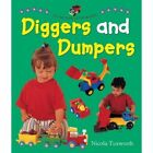 Say and Point Picture Boards: Diggers and Dumpers by Nicola Tuxworth (Board book, 2015)