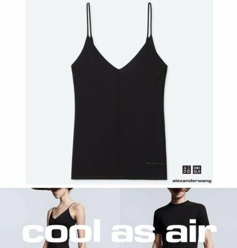 Alexander Wang X Uniqlo AIRism Camisole Black Large
