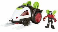 Imaginext_dc Super Friends Collection__bane Battle Sled With Figure_new_unopened