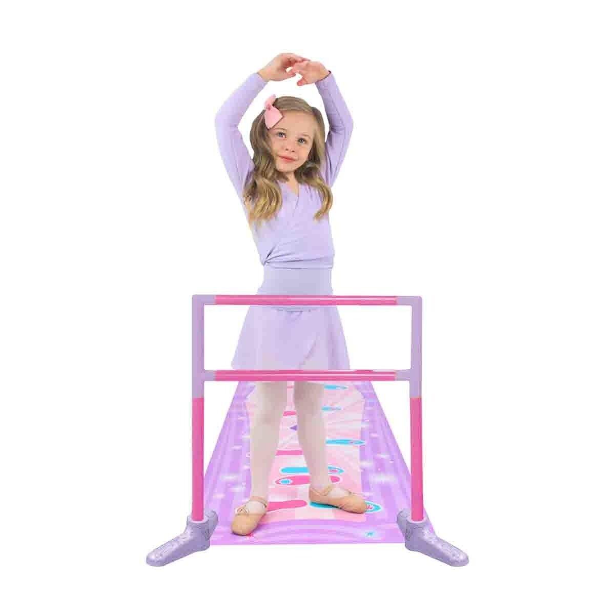 NEW Ballerina Dreamer Ballet Dancing Mat Studio Portable Barre Birthday Gift