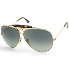 699e764200 item 2 Ray-Ban RB3138 181 71 Aviator Shooter Gold Grey Gradient Unisex  Sunglasses 62 -Ray-Ban RB3138 181 71 Aviator Shooter Gold Grey Gradient  Unisex ...