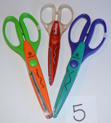 "Ex-Lg Scissors /""Provo Craft/""  ~ /""Buffalo/""  YOU PICK NEW  ~  Mixed Lot of Small"