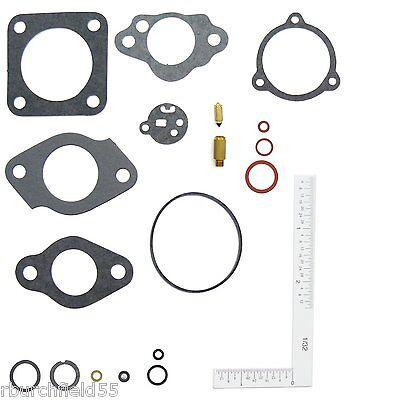 SU Carburetor Repair Kit 1 BBL HS-2 4 6 Austin Jag MG Triumph Volvo 15578