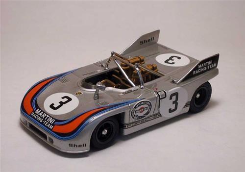 Porsche 908 3 NRburgring 1971 Elford Larrousse Be9071 1 43 Modellino Diecast