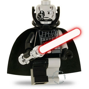 STAR WARS lego BATTLE DAMAGED VADER (Sith Lord) | eBay