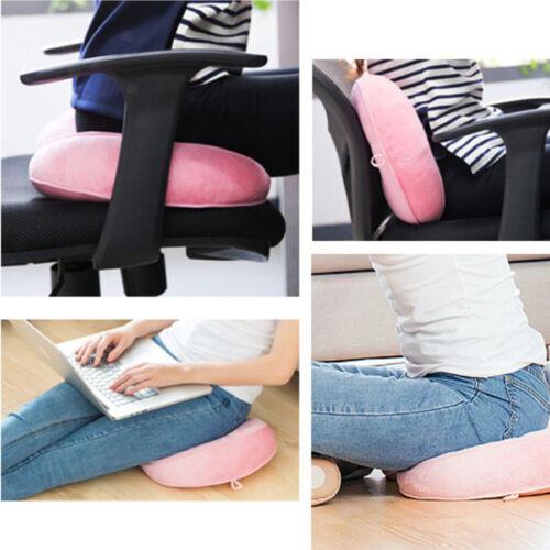 Orthopädisches Schaum Sitzkissen Ring Donut Kissen für Haus Büro Auto