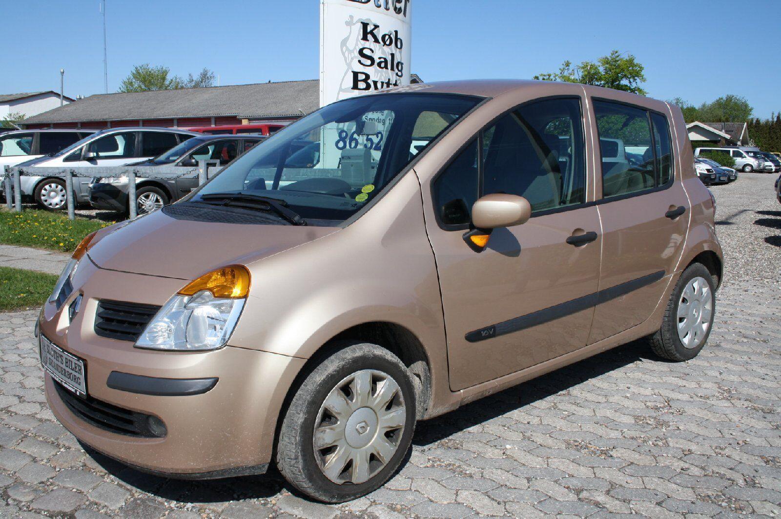 Renault Modus 1,2 16V Authentique Comfort 5d