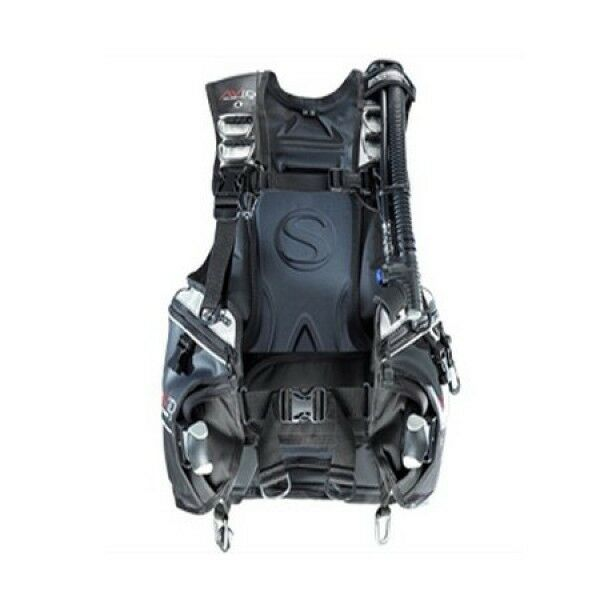 Sherwood Avid CQR-3 Scuba Dive BC BCD Weight Integrated Buoyancy Compensator 2XL