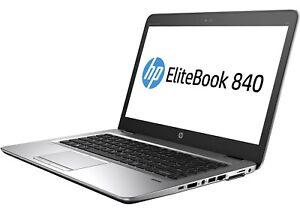 HP EliteBook 840 G4 14-inch AG LED  (Intel Core i5-7300U, 256 SSD, 16GB, Webcam)