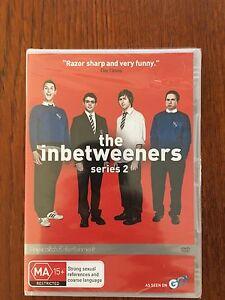 The-Inbetweeners-Series-2-DVD-New-amp-Sealed-Region-4-Free-Postage