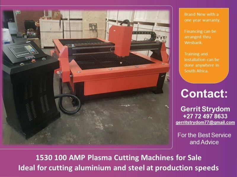 Plasma Cutting Machine for Sale