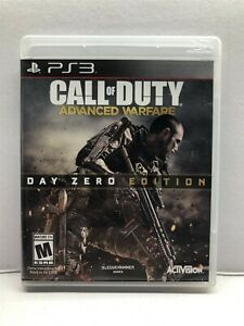 Call of Duty: Advanced Warfare - Day Zero Edition - PlayStation 3 - Clean Tested