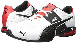 3844704f4f77a7 Men s Shoes PUMA Cell Surin 2 FM Athletic Sneakers 189876-01 White ...