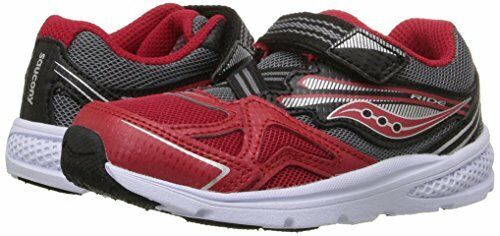 Pick SZ//Color. Saucony Boys Baby Ride Sneaker Toddler//Little Kid
