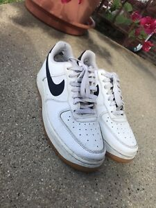 famélico Cerdo Seducir  Nike Air Force 1 Low '07 White Obsidian CI0057-100 Men's Size 7 | eBay