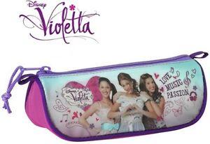 Set Regalo Accessori Scuola Disney Violetta