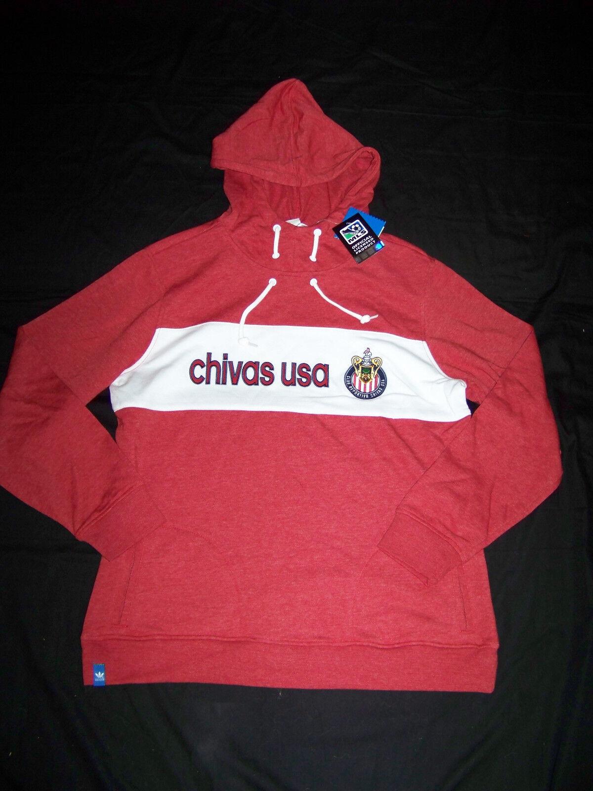 Adidas ΓυναικΡία Λέσχη Deportivo Chivas Ξ—ΞΞ' Hoodie NWT