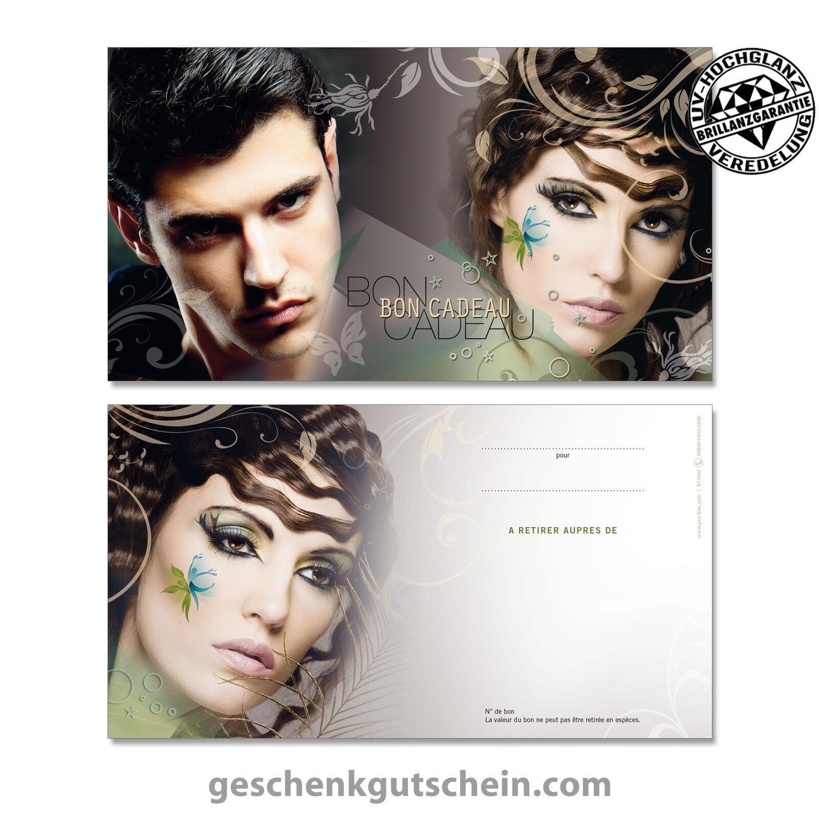 Bons cadeaux pour coiffeurs K1706F | | | Professionelles Design  | Neuer Stil  4f1a47