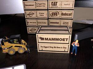 1-50-Mammoet-Medium-Crate-For-Cranes-And-Trucks-Diorama-Accessory