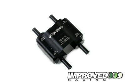 10AN Improved Racing FSM-215 High-Flow 215F Engine Oil Thermostat