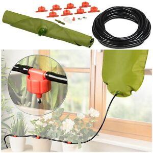 Pflanzen-Bewasserungssystem-Wasserspender-mit-8-einstellbaren-Tropfern-11-Liter