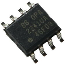 OPA2241UA Burr Brown Op-Amplifier 35kHz 0,01V/µs Dual Single-Supply OpAmp 855971