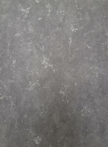 Carta Da Parati Su Muro Ruvido.Dettagli Su Grigio Argento Metallico Pasta Per Carta Da Parati Muro Industriale Effetto Invecchiato Ruvido Vinile Mostra Il Titolo Originale