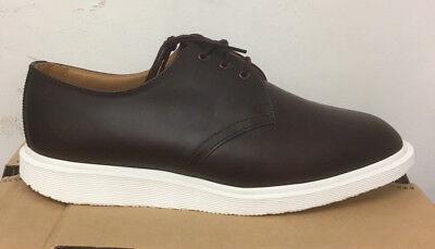 Dr. Martens Torriano Charro Brando Cuero Zapatos Talla Uk 12
