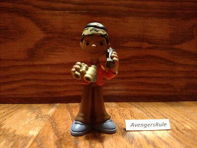 Lucas 1//6 Funko Stranger Things Mystery Minis Vinyl Figure