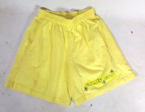 80s Vtg Neon surf Golds Gym Fitness Running Weight