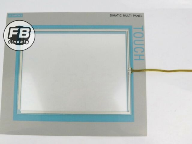 1pcs  Touch screen glass 6AV6642-0BA01-1AX1