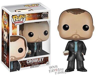 Supernatural Crowley Funko Pop! Vinyl Figure