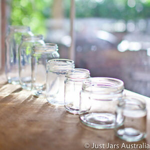 Sample pack 7 glass jars without lids plan your rustic wedding image is loading sample pack 7 glass jars without lids plan junglespirit Choice Image