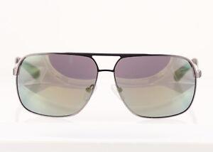 3a329b196 New Guess Men's Sunglasses GU 6840 09Q 63mm Aviator Style w/ Case ...