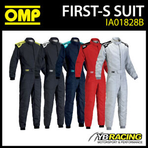 68ed69603c9d IA01828B OMP FIRST-S RACE SUIT - NEW ENTRY LEVEL DESIGN FIREPROOF ...