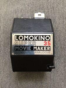 Lomography Lomokino Super 35 Movie Maker Camera Analogue Masterpieces