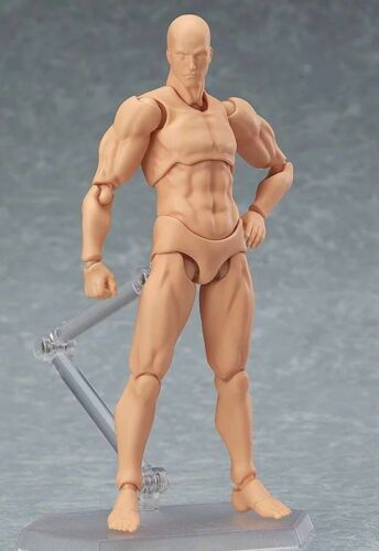 S.H.Figuarts Figma CHAN /& KUN Male Female PVC Movable Figure Body Model Toy Hold