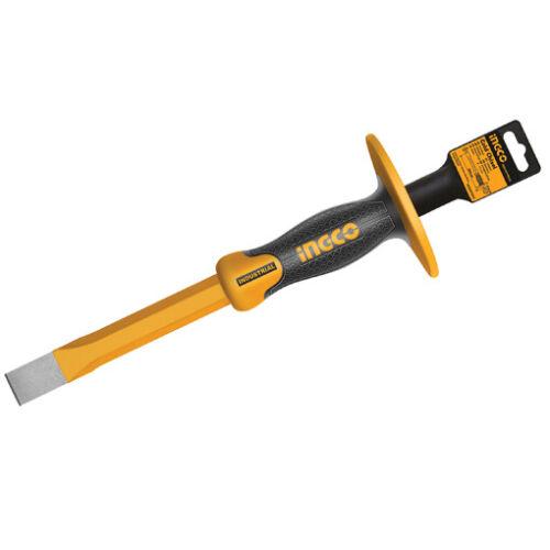 INGCO profesional herramientas de mano 25MM cabeza fría cincel 305MM de largo HCCL 812512
