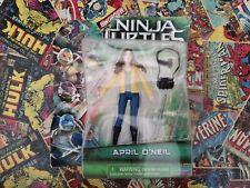 Teenage Mutant Ninja Turtles Movie April O Neil Basic Figure For