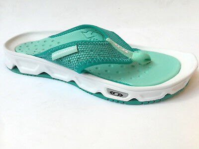 Salomon RX Break WhiteTeal Blue Women Gr. 39 13 UK 6 Badeschuhe | eBay