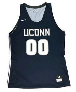 f3ed637938e Nike Women's Basketball Jersey M UConn Huskies Hyperelite Dri-Fit ...