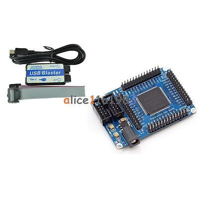 CycloneII EP2C5T144 FPGA Development Board + ALTERA USB Blaster JTAG  programmer   eBay
