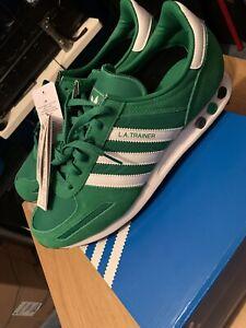 Adidas X JD Sports LA Trainers Green