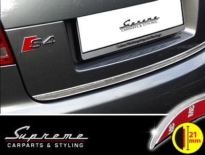 AUDI A4 Cabrio B6 B7 Typ 8H Cabriolet Chrom Zierleisten 3M Türleisten 6 Stk